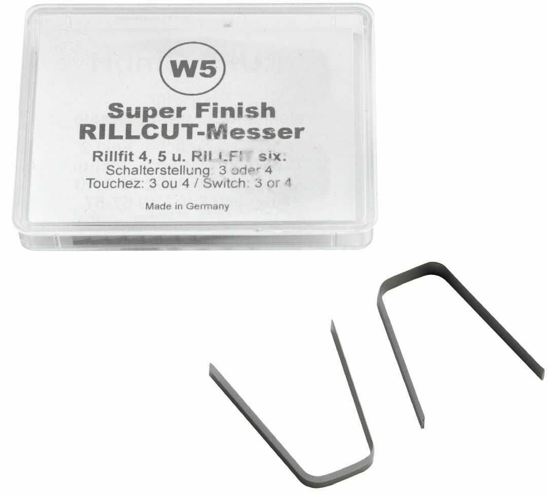 Nożyki do nacinania opon RILLFIT W-5 11-15mm