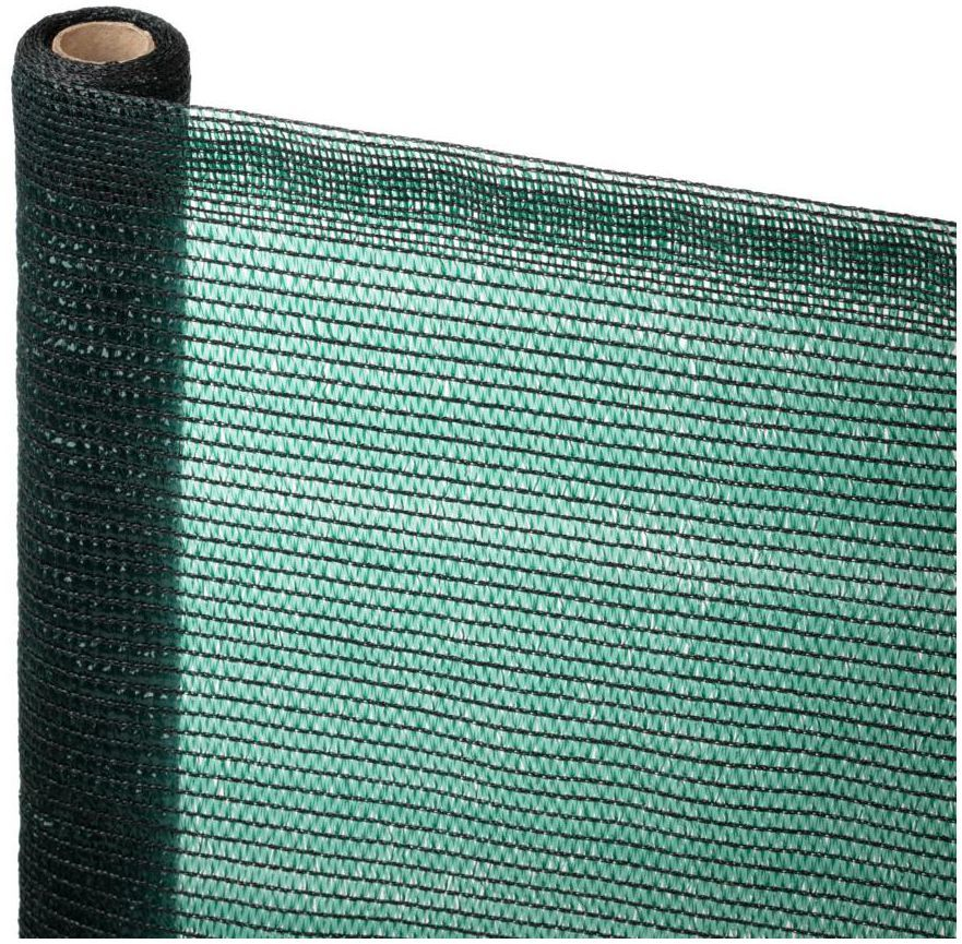 Mata osłonowa 10 m x 150 cm zielona 90 g/m2 NATERIAL