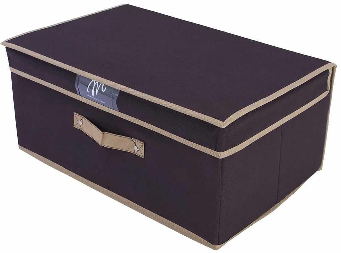 Organizer do szafy klasyczny brąz 45 x 30 x 20 - Brąz