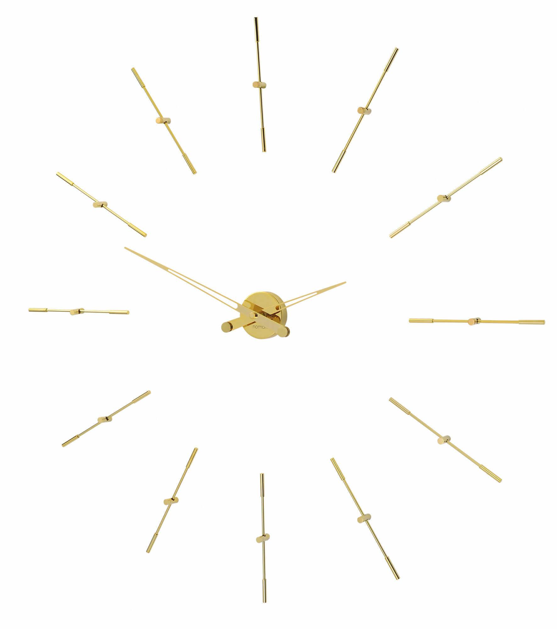 Zegar ścienny Merlin G 12sh Nomon