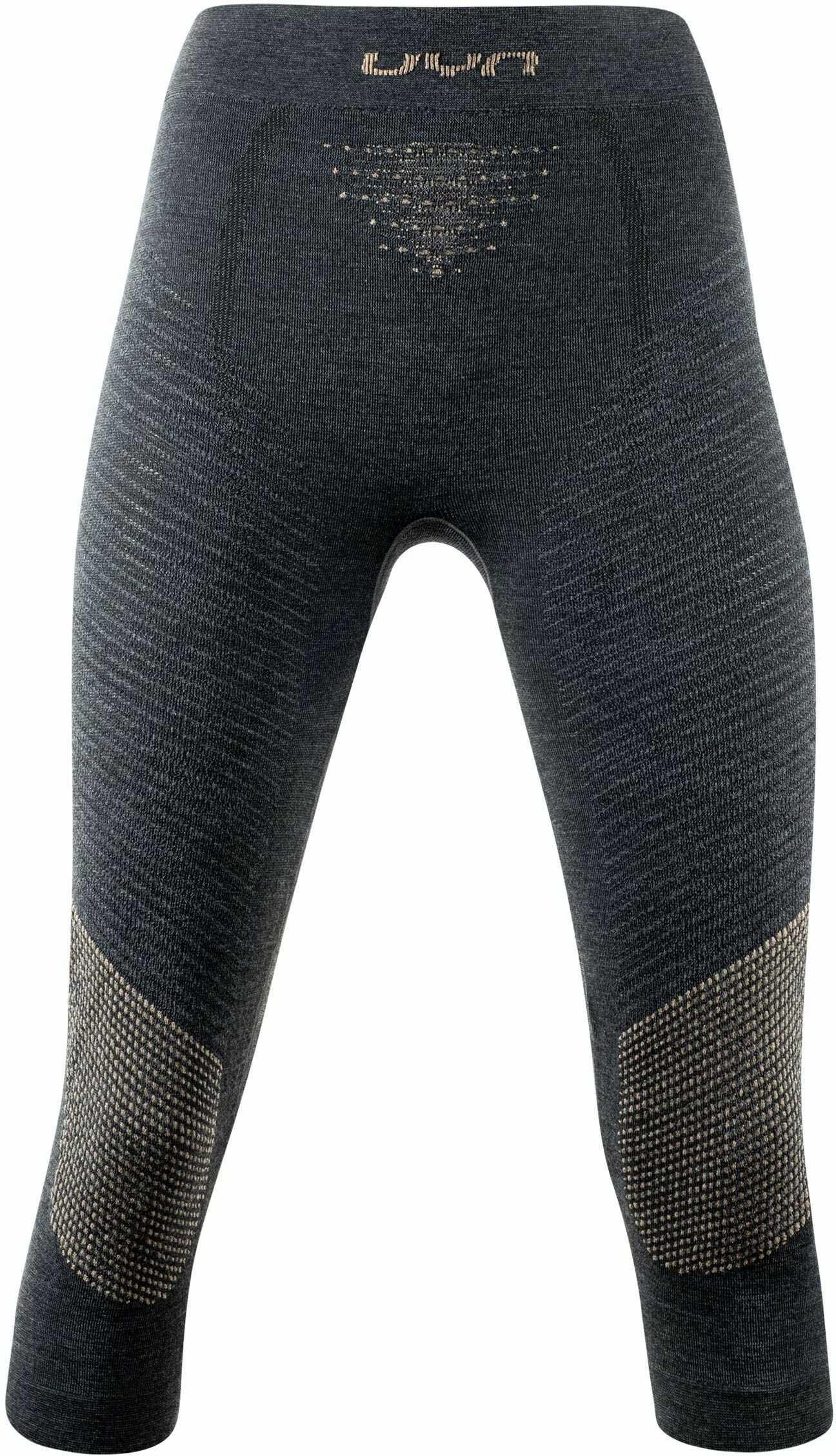 UYN damskie kalesony Uyn Lady Fusyon Cashmere Uw Pants Medium szary Grey Stone/Copper S-M