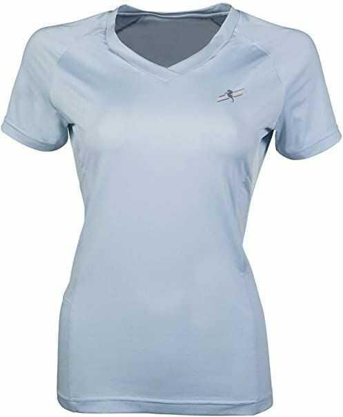 HKM T-shirt jasnoniebieski L