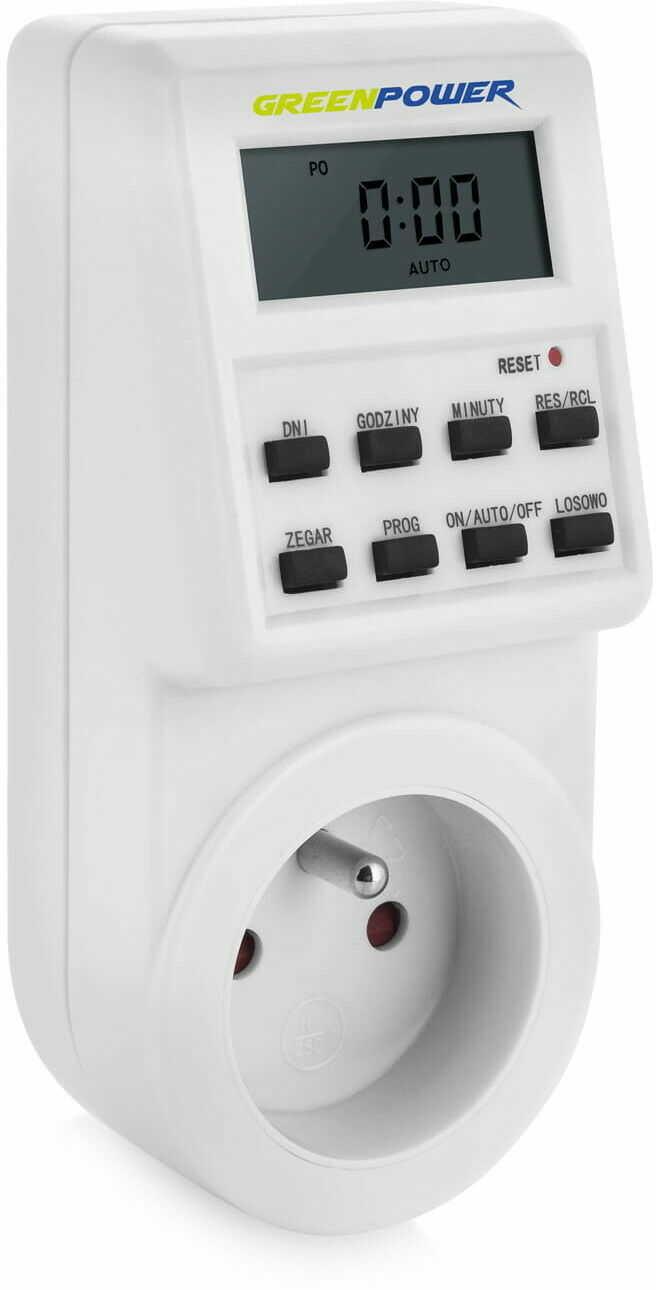 Green Power Elektroniczny programator czasowy - GP PC-01