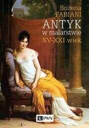 Antyk w malarstwie - Ebook.