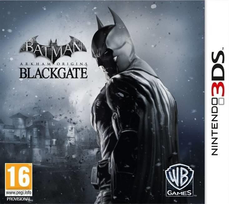 Gra Batman Arkham Origins BlackGate (Nintendo 3DS)