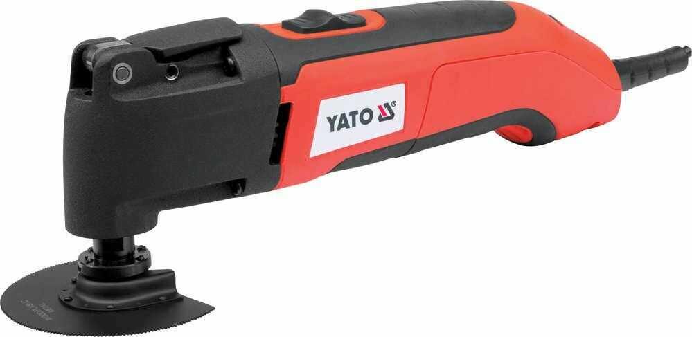 Wielofunkcyjne narzędzie oscylacyjne z akcesoriami 300w Yato YT-82220 - ZYSKAJ RABAT 30 ZŁ