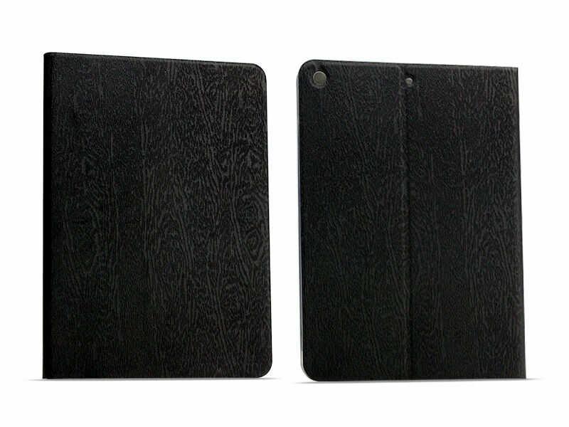 Apple iPad (2017) - etui na tablet Flex Book - czarny