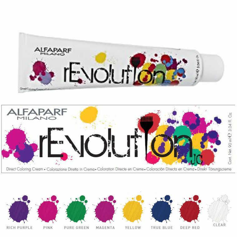 Alfaparf rEvolution Kreatywna farba do koloryzacji włosów 60ml