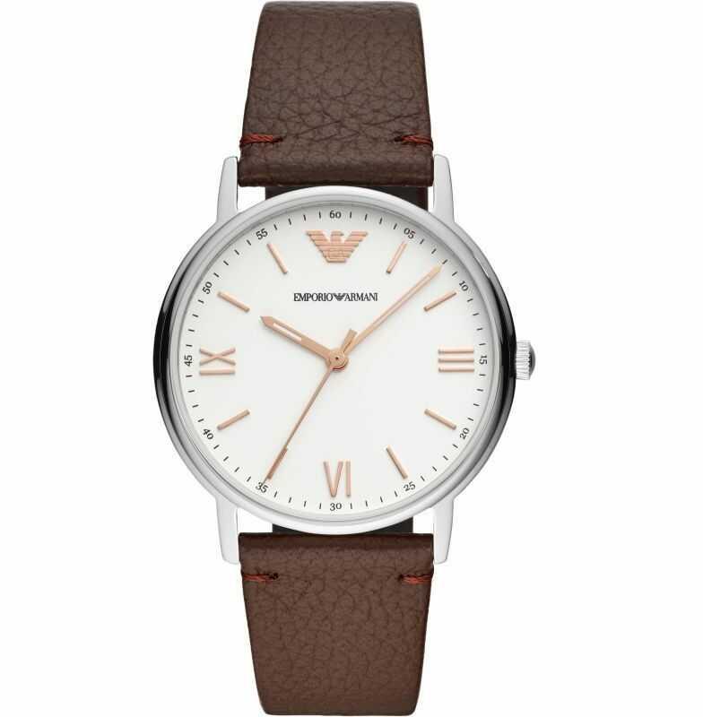 Zegarek Emporio Armani AR11174 - CENA DO NEGOCJACJI - DOSTAWA DHL GRATIS, KUPUJ BEZ RYZYKA - 100 dni na zwrot, możliwość wygrawerowania dowolnego tekstu.