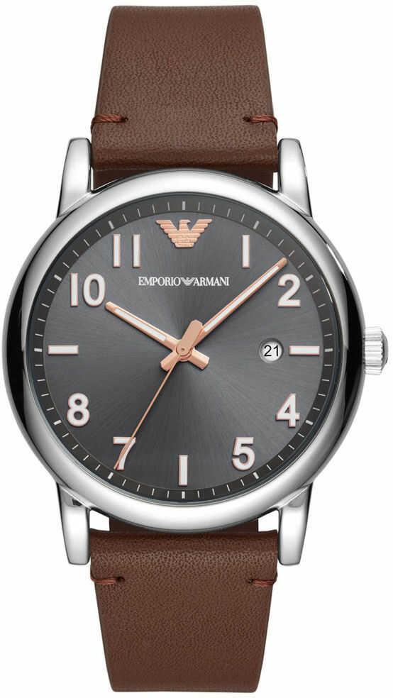 Zegarek Emporio Armani AR11175 - CENA DO NEGOCJACJI - DOSTAWA DHL GRATIS, KUPUJ BEZ RYZYKA - 100 dni na zwrot, możliwość wygrawerowania dowolnego tekstu.