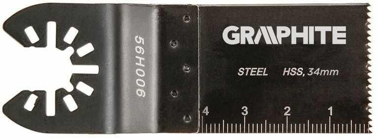 Brzeszczot HSS do metalu 30 mm 56H006