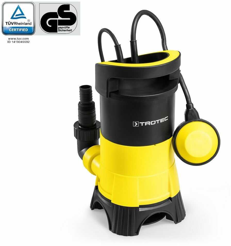 Pompa zanurzeniowa do wody brudnej TWP 4025 E