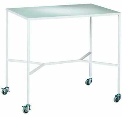 Stół chirurgiczny do instrumentowania STL 102 140x60cm prostokątny