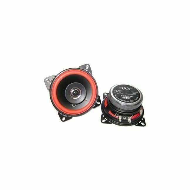 Głośniki samochodowe DAX ZGC 100 mm