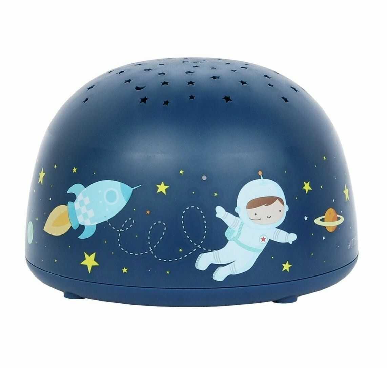 A Little Lovely Company - Projektor Świetlny Kosmos