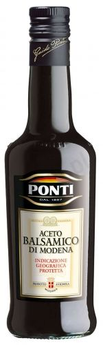 Ponti Aceto Balsamico - Ocet balsamiczny z Modeny (500 ml)