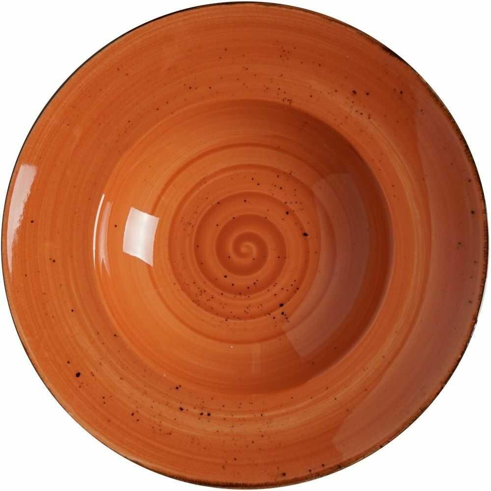 Talerz do pasty porcelanowy Dahlia