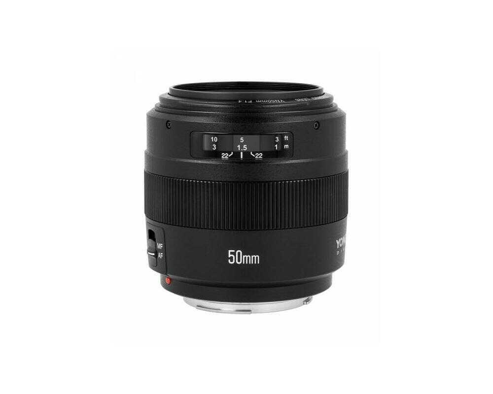Yongnuo 50mm f/1.4 - obiektyw stałoogniskowy do Nikon F Yongnuo YN 50 mm f/1.4 / Nikon F