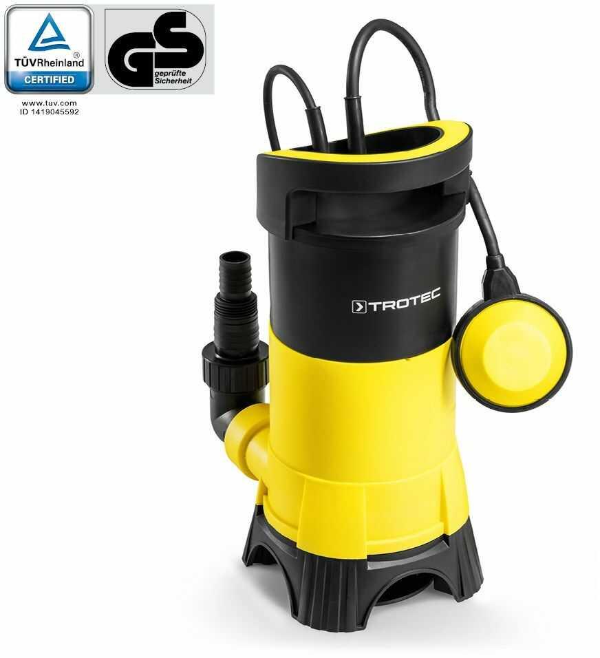 Pompa zanurzeniowa do wody brudnej TWP 7025 E