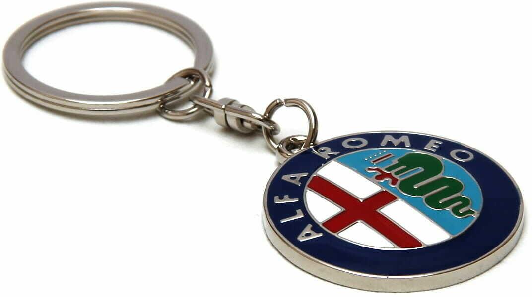 KeyChain Ltd. Brelok metalowy - Alfa Romeo