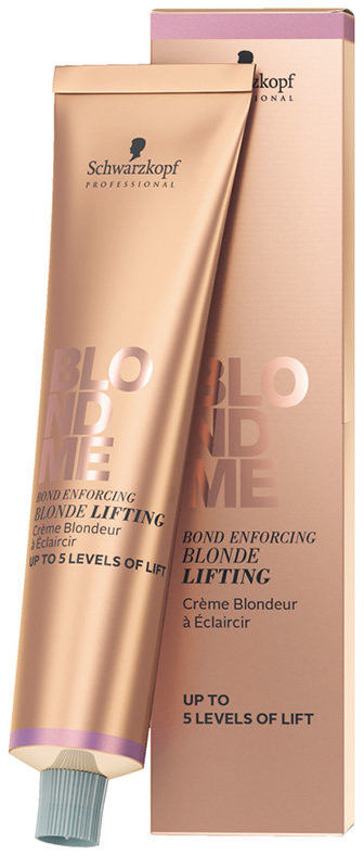 Schwarzkopf Professional Blondme rozjaśniacz w krem do włosów blond odcień L - Sand 60 ml