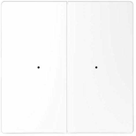 Merten Huśtawka plastikowa, biała, 5 x 5 cm