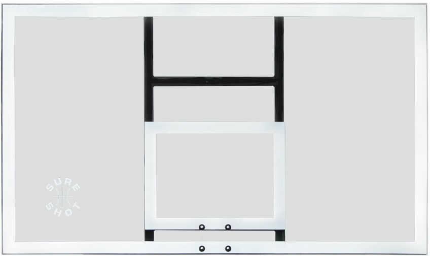 Tablica 105x180x10 szkło akrylowe