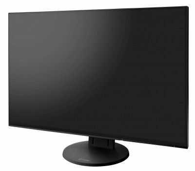 "EIZO Monitor LCD 24,1"" EV2456-BK, Wide (16:10), IPS, LED, FlexStand 4, czarny. - Certyfikaty Rzetelna Firma i Adobe Gold Reseller"