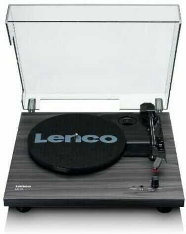 Lenco LS-10 (czarny) - Kup na Raty - RRSO 0%