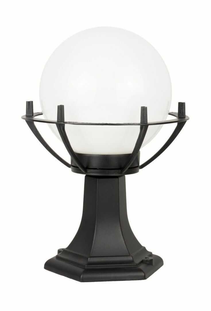 Lampa stojąca KULE Z KOSZYKIEM 200 - K 4011/1/KPO - SU-MA  SPRAWDŹ RABATY  5-10-15-20 % w koszyku