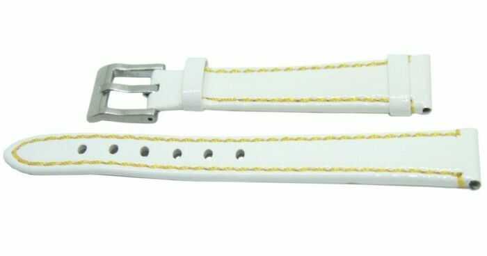Pasek DILOY 14mm biały, 375.14.22.10