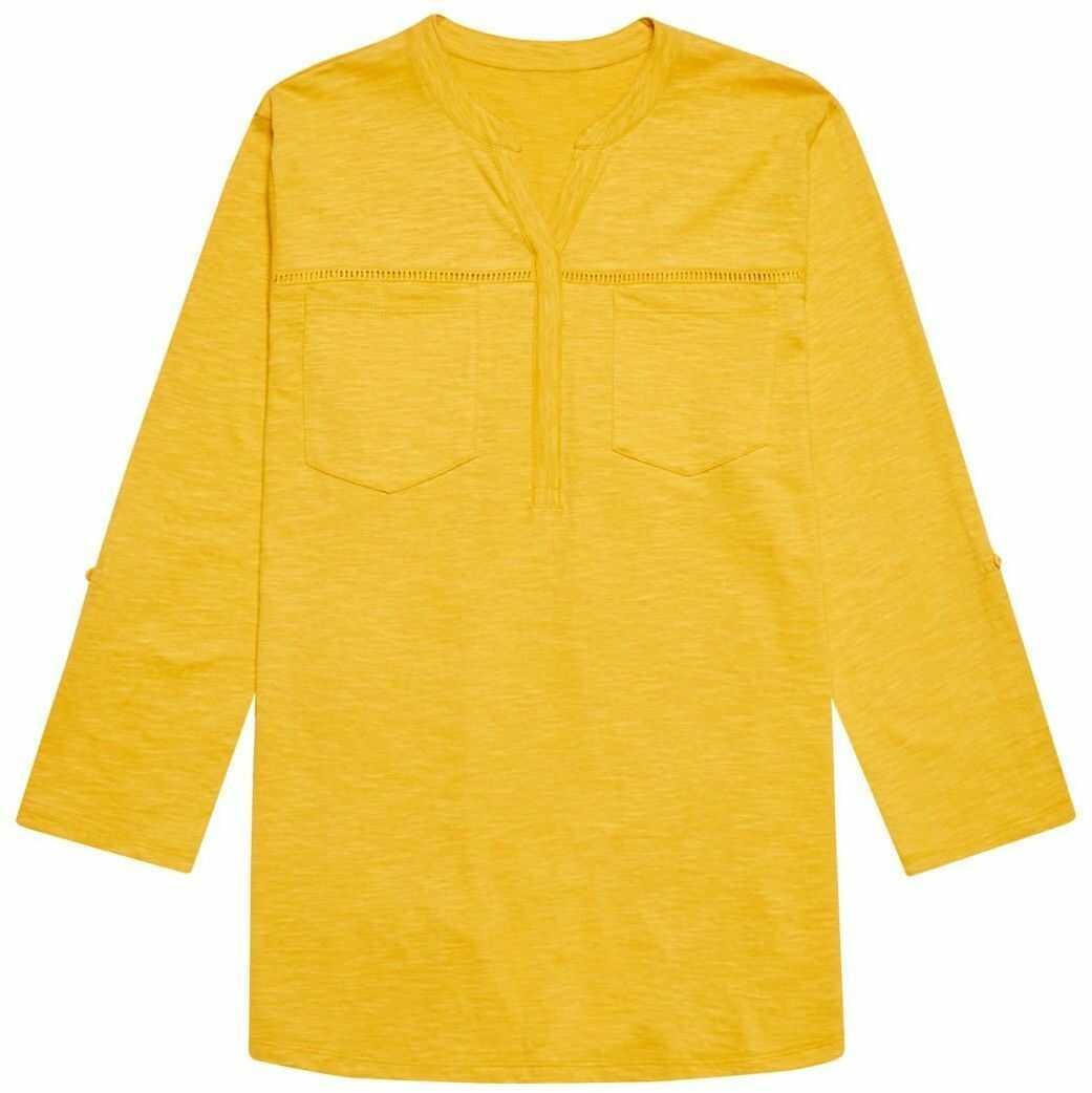 Bluzka z ażurowymi wstawkami