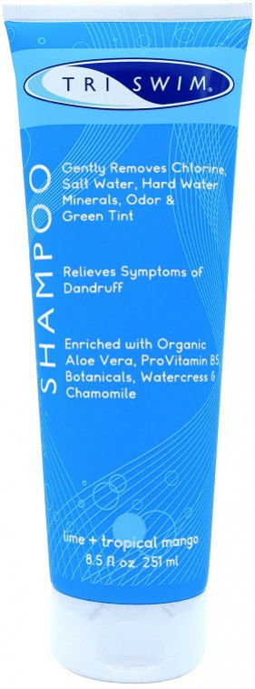 Triswim shampoo lime/tropical mango