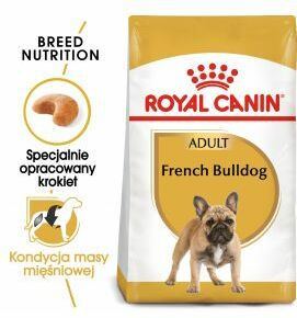 ROYAL CANIN French Bulldog Adult 3kg karma sucha dla psów dorosłych rasy bulldog francuski