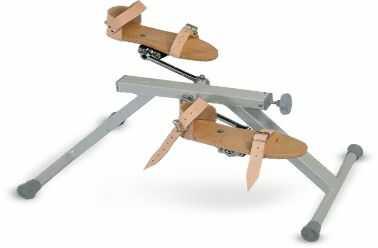 Rotor do ćwiczeń kończyn dolnych wolnostojący z sandałami RDWs