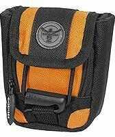 Chiemsee Waimea DF 10 torba na aparat czarny/pomarańczowy
