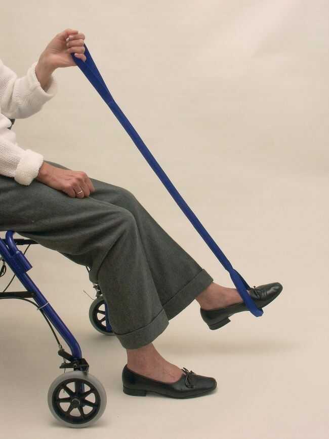Uchwyt do podnoszenia nóg