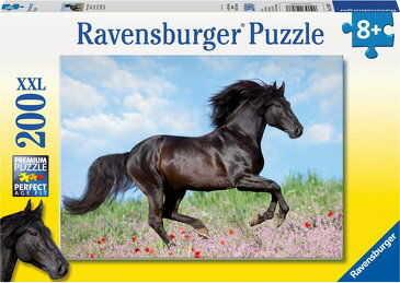 Ravensburger - Puzzle Piękno Konia 200 elem. 128037