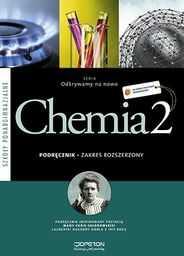 Chemia. odkrywamy na nowo. klasa 2. podręcznik. zakres rozszerzony. liceum, technikum ZAKŁADKA DO KSIĄŻEK GRATIS DO KAŻDEGO ZAMÓWIENIA