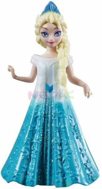 Disney Princess - MagiClip Elsa miniksiężniczka Frozen DFT35 DFT33