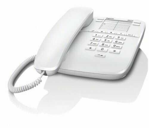 DA310 Gigaset Telefon przewodowy BIAŁY