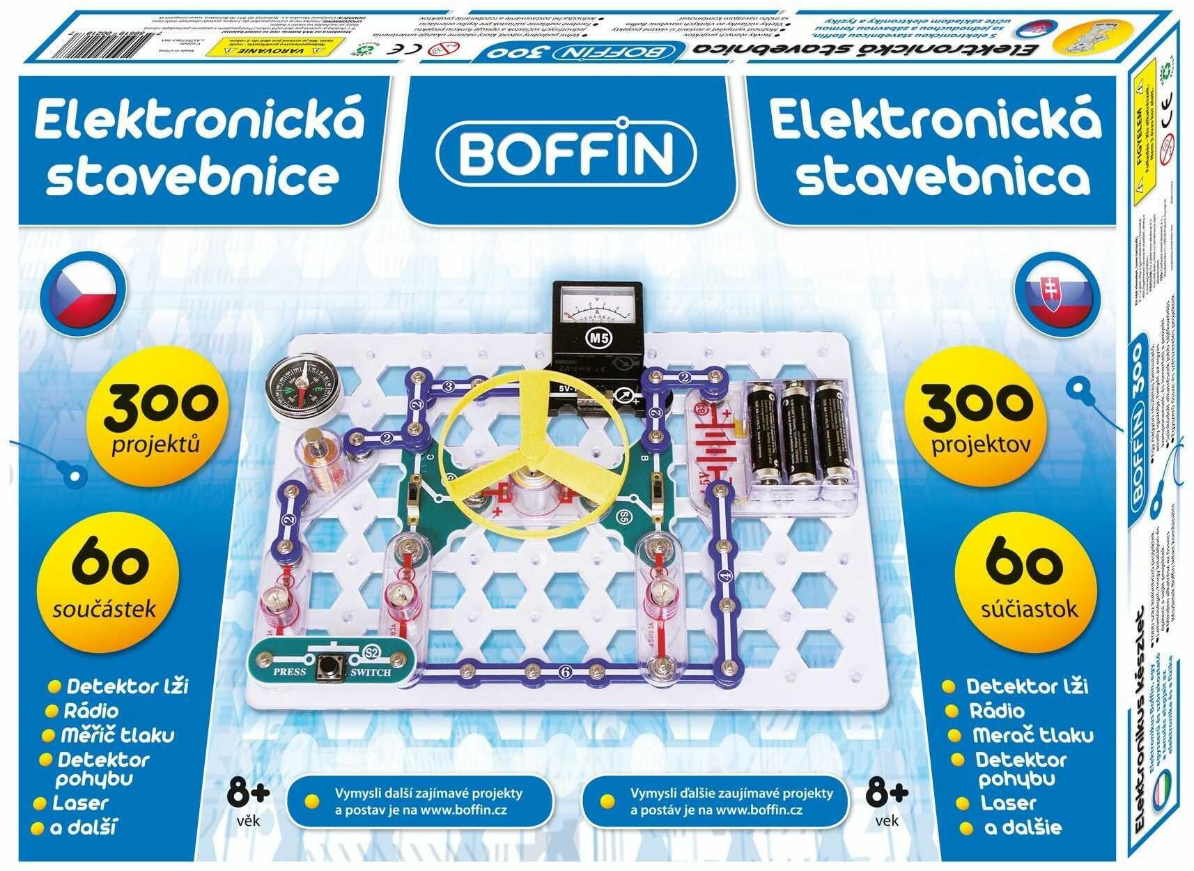 Zestaw małego elektronika Boffin I 300