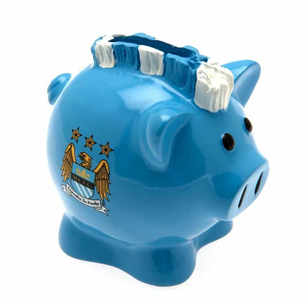 Manchester City - skarbonka