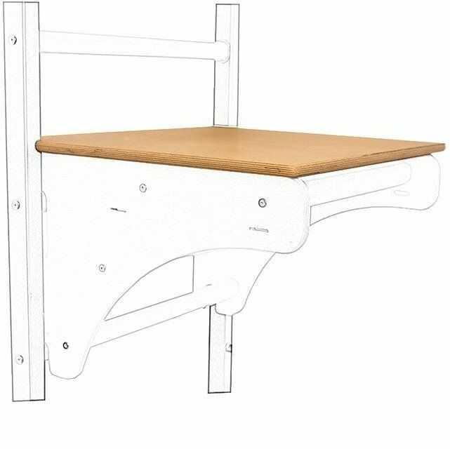 Nakładka - biurko do drabinek BenchK serii 210