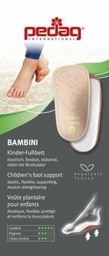 Wkładki Ortopedyczne dla Dzieci BAMBINI Pedag