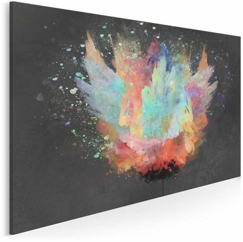 Niepokorny - nowoczesny obraz na płótnie - 120x80 cm
