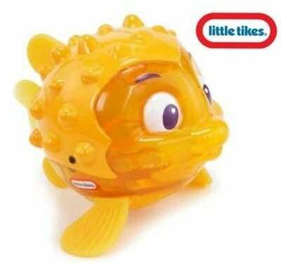 Little Tikes - Pływająca rozdymka Żółta 638237 638008
