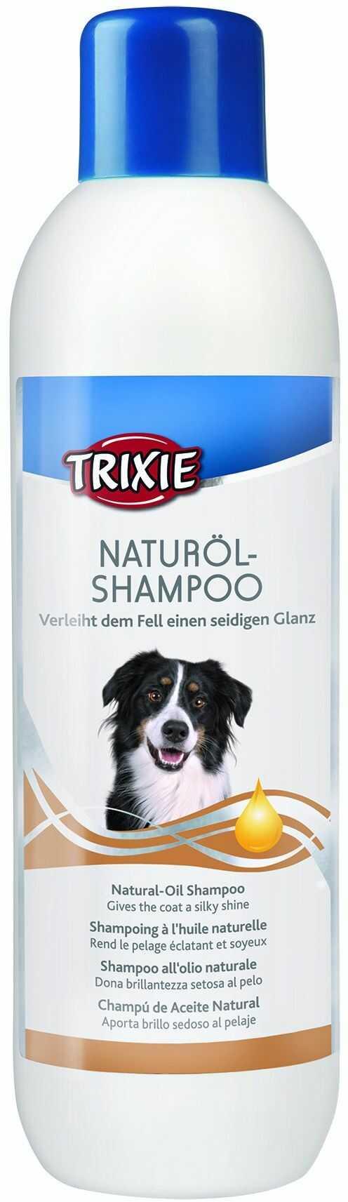 Trixie 2910 szampon z olejem naturalnym, 1 l