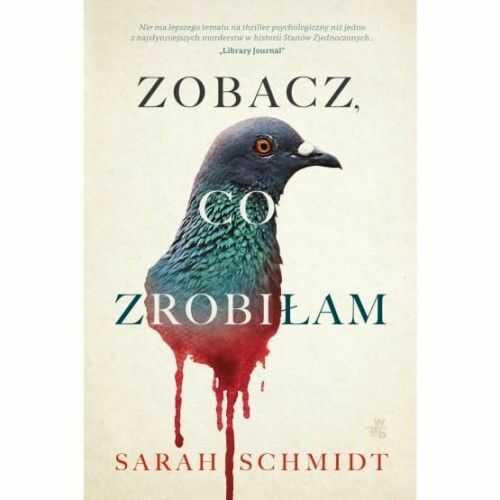 ZOBACZ CO ZROBIŁAM Schmidt Sarah