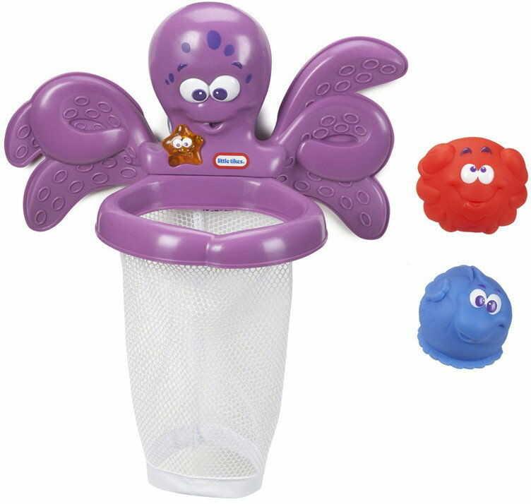 Little Tikes - Ośmiorniczka do zabaw w wannie 637605